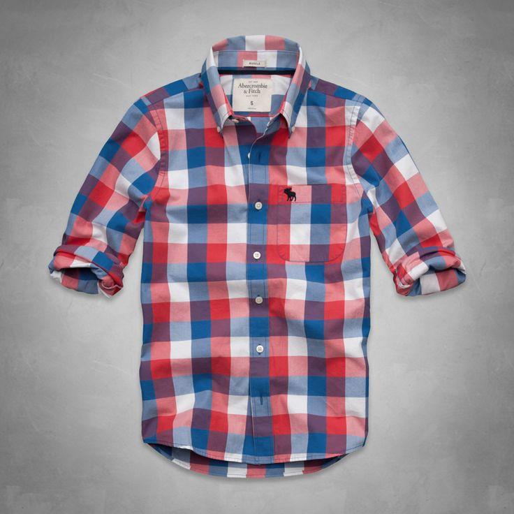 Mens Iroquois Mountain Shirt   Mens Shirts   Abercrombie.com