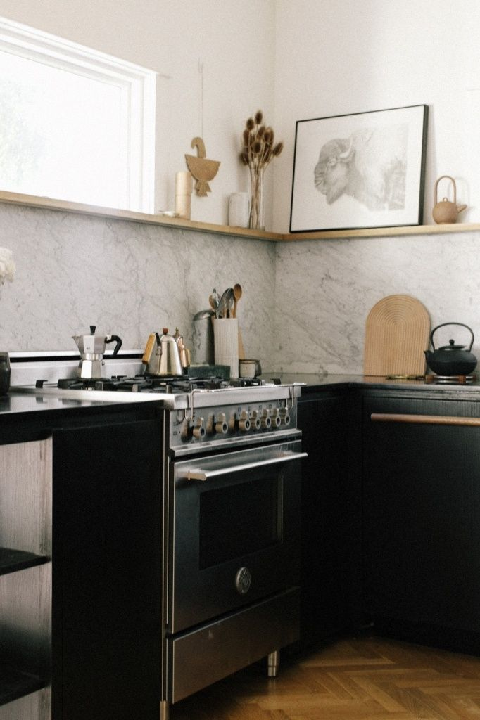 Dishwasher & backsplash