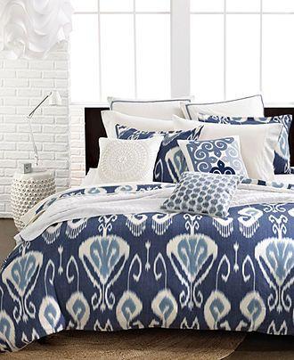 Echo Bedding, Bansuri Comforter Sets - Bedding Collections - Bed & Bath - Macy's