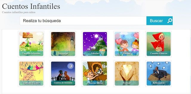 Las 10 mejores bibliotecas virtuales infantiles con cientos de libros gratis para tus hijos.