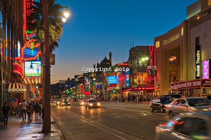 El Capitan, Movie, Theatre,   live stage shows , Hollywood & Highland, center, Hoillywood CA High dynamic range imaging (HDRI or HDR)