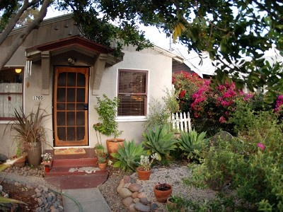 Gentil San Diego House Rental: Vintage South Park Cottage | HomeAway