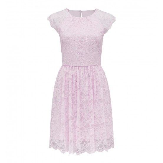 Rozalia Soft Lace Dress