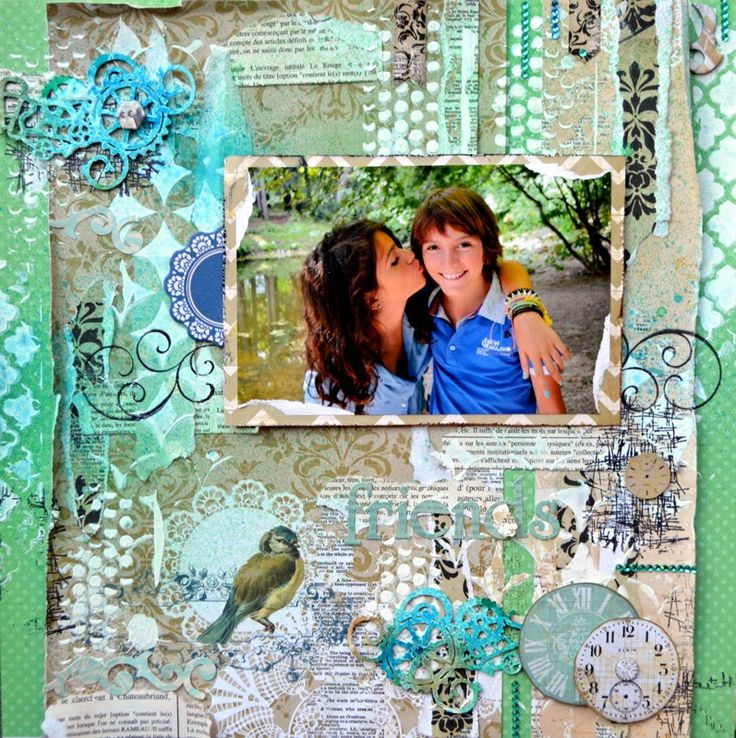 FRIENDS published in Scrap 365 http://bellaideascrapology.blogspot.ca/2014/03/friends-published-in-scrap-365.html