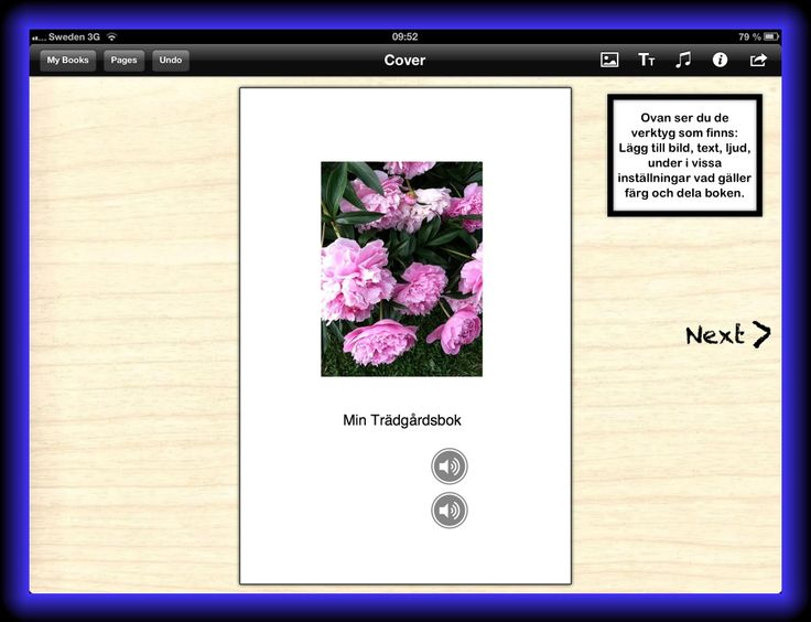 Book Creator - Gör kreativa böcker på ett enkelt sätt