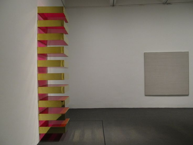 27 best images about art history 1950 1975 on pinterest for Donald judd stack 1972