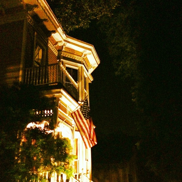 Have you ever taken a haunted tour of Savannah?