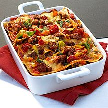 Lasagne Classico Recept | Weight Watchers Nederland