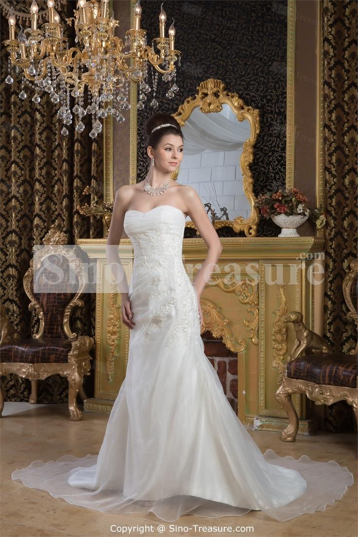 16 besten Wedding Dresses Bilder auf Pinterest | Kleidung, Wedding ...