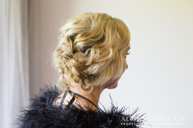 Hair-styles for any special occasion at Element Edgewater Day Spa in Wanaka, New Zealand.