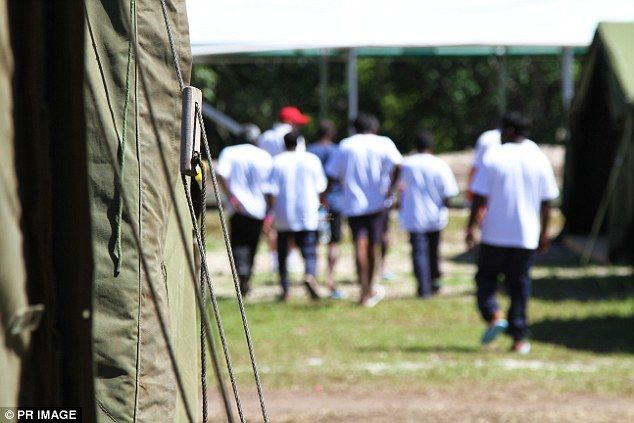 There are reports of numerous suicide attempts at Nauru since the deal was announced, which will see no limits placed on how many Australian refugees can be sent to Cambodia