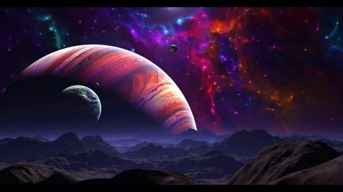 Scariest Sounds Of Space Wallpaper Space Nebula Wallpaper Digital Wallpaper Cool space backgrounds for computer