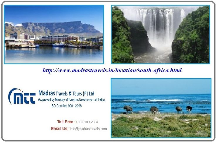 South Africa Tour Packages from Chennai, Planning to visit South Africa for you honeymoon, try Madras Travels unique and customize Switzerland Tour Packages from Chennai at best rate.