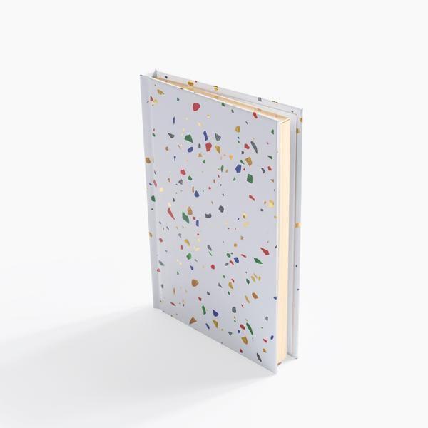 Resultado de imagen de terrazzo cuadernos