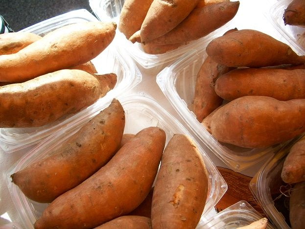 Super Skin Foods - Sweet Potatoes