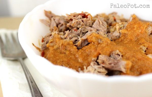 Spicy Italian pulled pork