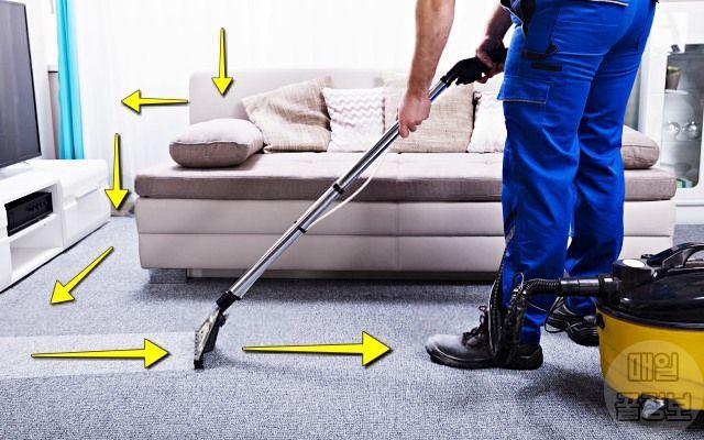 깔끔남 서장훈 처럼 집안 청소의 신 이 되는 법 7가지 Home Appliances Vacuum Cleaner Appliances