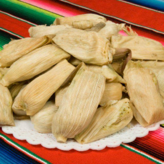 Tamales de Dulce