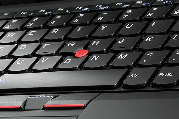 The Stradivarius of keyboards was introduced on the ThinkPad X1