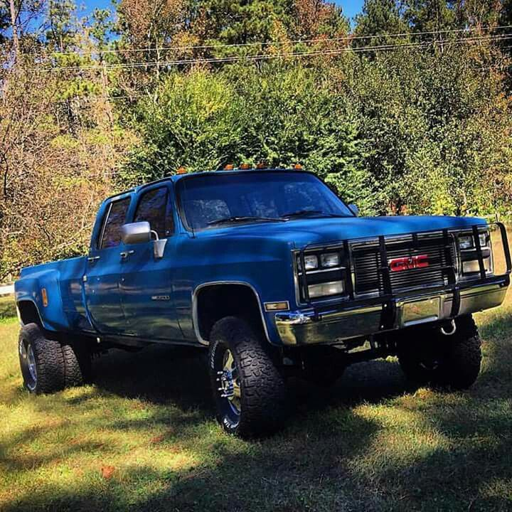 Chevy Silverado Lifted For Sale >> 1000+ images about crew cab square bodies on Pinterest | Chevy, Trucks and 4x4