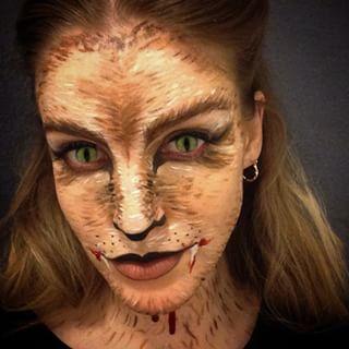 9 best Wolf video images on Pinterest   Wolf makeup, Halloween ...