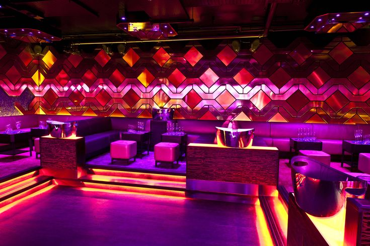 Playground Bar at the Hilton in Liverpool, UK.