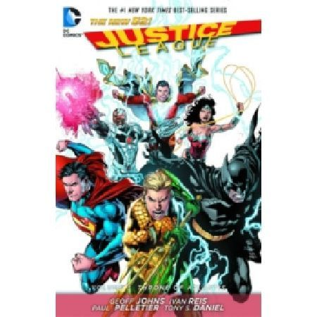 Justice League Volume 3: Throne of Atlantis HC When Atlantis is struck by a US Naval missile gone awry Atlantis - led by Aquamans brother Ocean Master - attacks the East Coast of the United States flooding its major cities such as Boston Metropoli http://www.MightGet.com/january-2017-13/justice-league-volume-3-throne-of-atlantis-hc.asp