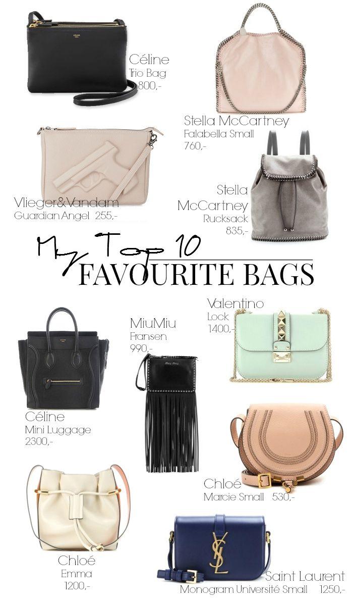 Top 10 Bags