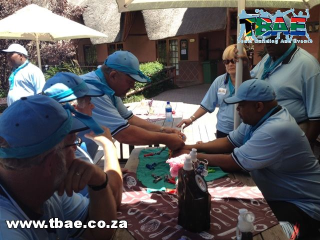 Sasol Tribal Survivor Team Building Bronkhorstspruit