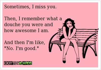 .: Miss You Funny, Every Girl, Remember This, Sentiments Exactly, Haha Definitely, Ex Friends, My Life, Hahah Yesss, Bahaha True