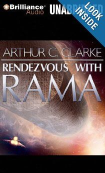 Rendezvous with Rama: Arthur C. Clarke, Peter Ganim: 9781480535626: Amazon.com: Books