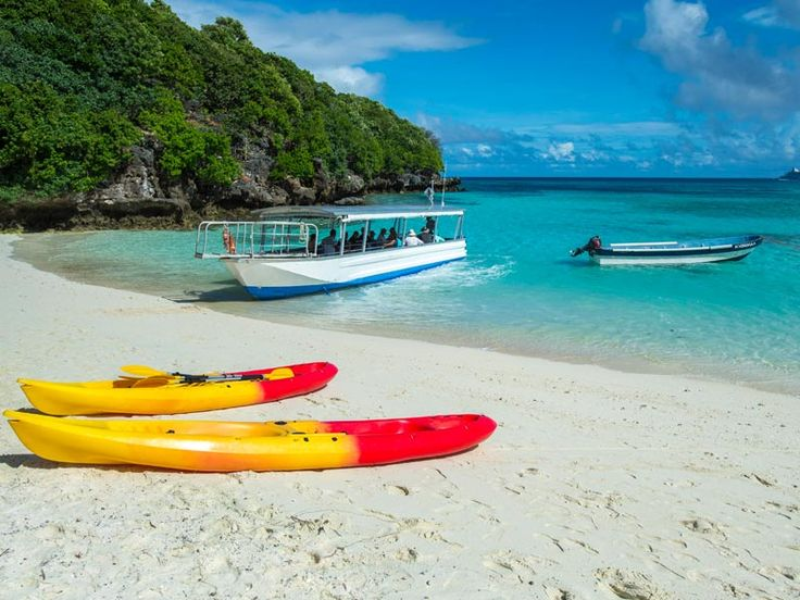Captain Cook Cruises Fiji
