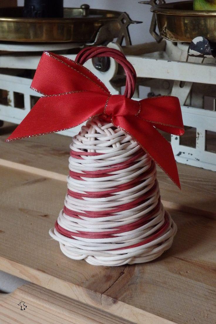 Pedigový zvonek velký - kaštanově pruhovaný