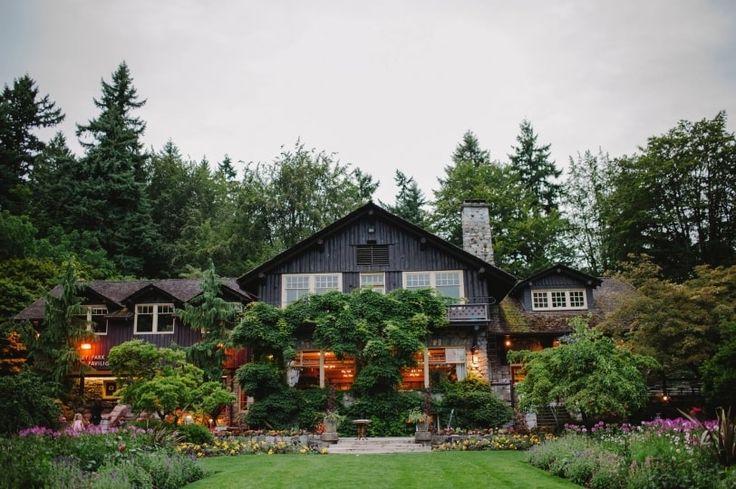 Stanley Park Pavilion, Vancouver
