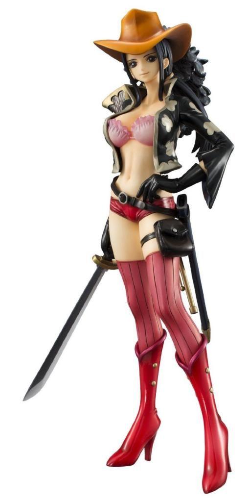Figurine 'One Piece' - Model Edition Z-Nico Robin - Acheter vendre sur Référence Gaming http://amzn.to/2pYXBui
