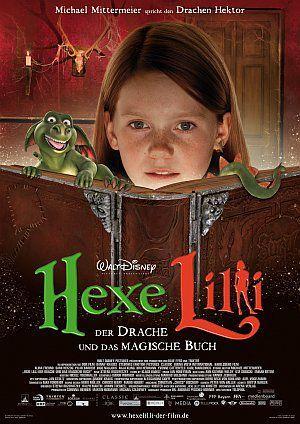Hexe Lilli - Der Drache und das magische Buch - 2008   FILMREPORTER.de
