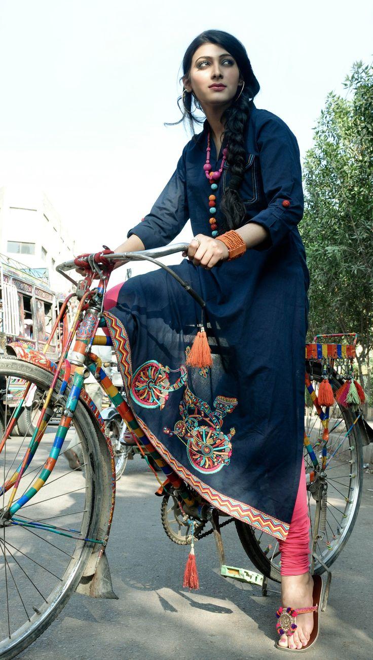 Gulabo, Pakistani design.