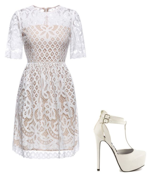 Untitled #15 by raven-blackk on Polyvore featuring WithChic and Qupid