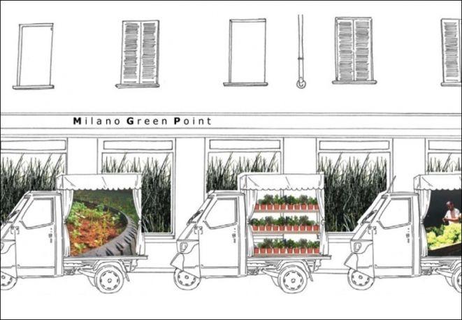 L'agricoltura urbana in mostra a Milano (8 aprile - 10 maggio).