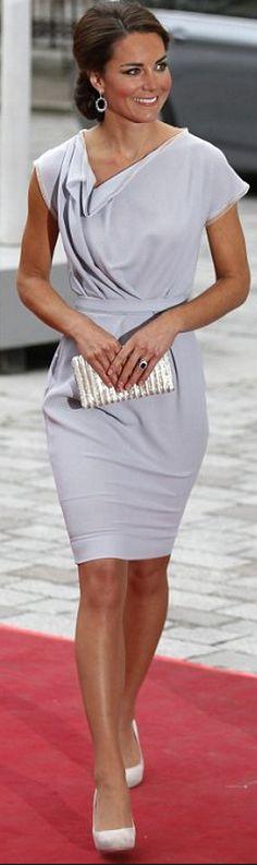 indypendentroyalty:  Duchess of Cambridge Dress – Roksanda Ilincic Shoes – L.K. Bennett