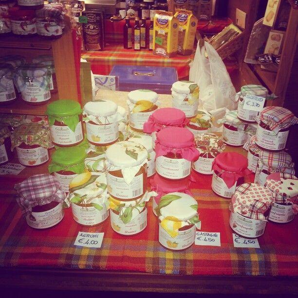 Hand-made jams