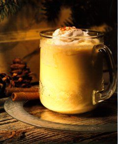 A variation of George Washington's eggnog recipe, found among his papers at the kitchen in Mount Vernon. Going to try this year.