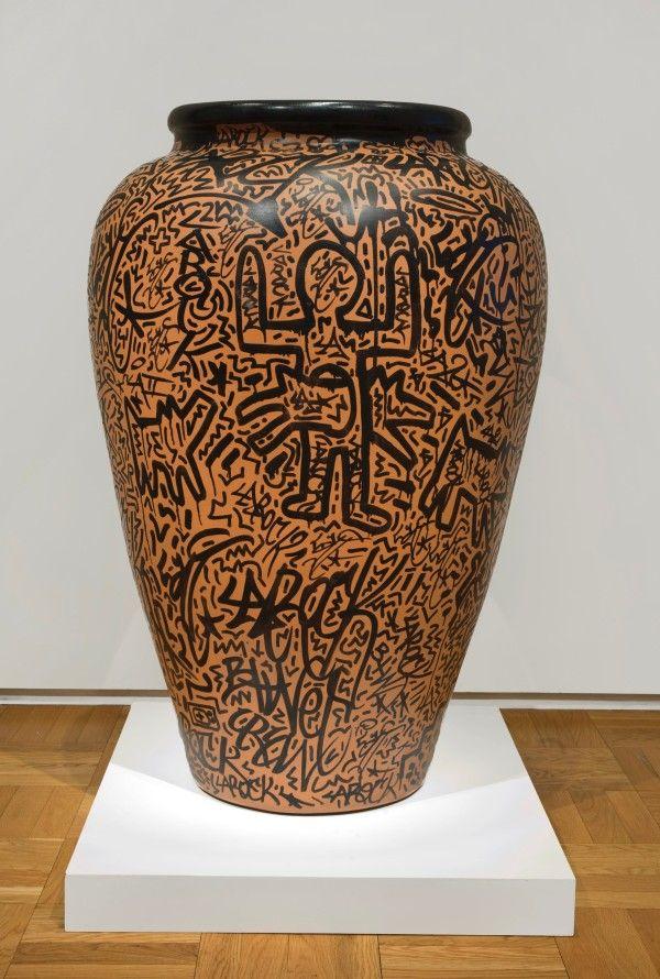 Untitled (with LA II)1982 Keith Haring