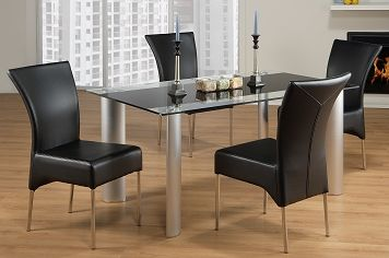Casual Dining Room Furniture-The Matrix Collection-Matrix Table