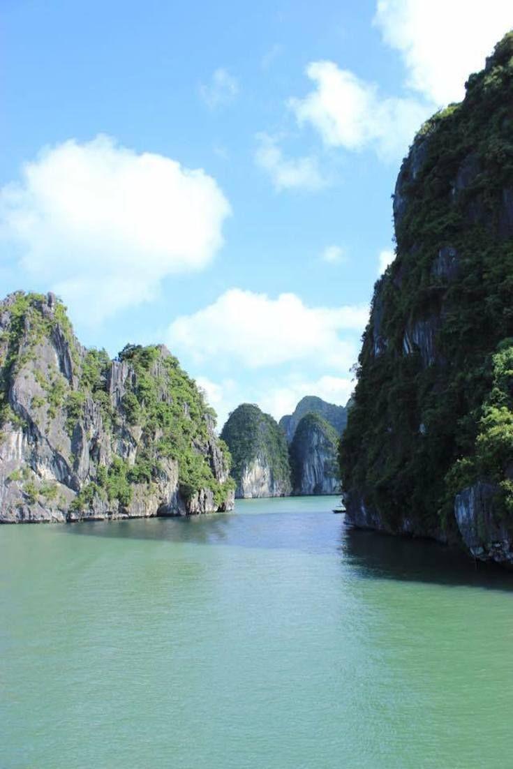 "Ha Long Bay, Vietnam kawehistraveljournal ""The amazing view at Ha Long Bay"""