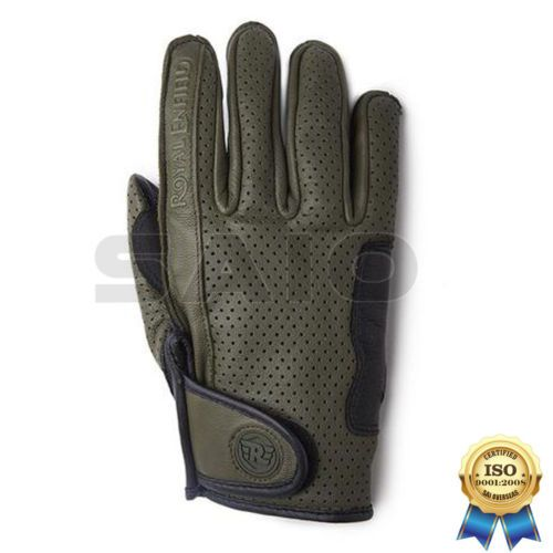 100% Genuine Authentic Royal Enfield Clothing Gloves Pair - Size S M L XL XXL