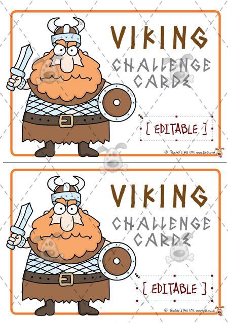 Teacher's Pet Activities & Games » Editable Viking Word Problem Challenges » http://activities.tpet.co.uk/#/ViewResource/id724
