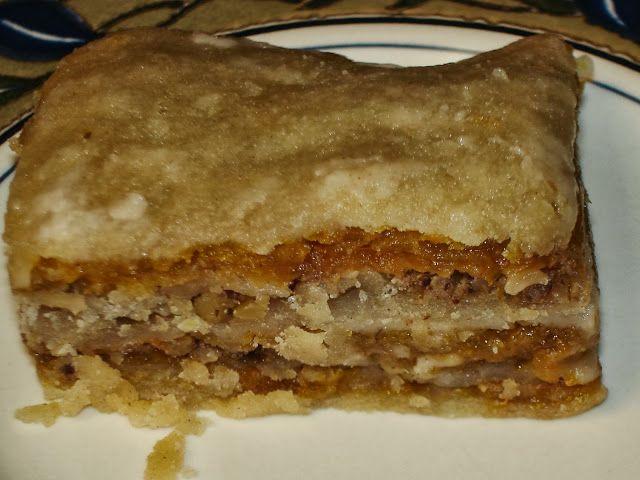 What's cookin', Mom?: Mama's Romanian Pumpkin Pie (Placinta cu Dovleac)