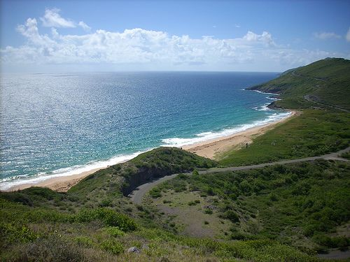 Saint Kitts and Nevis - Travel Guide/ One of the many #beaches in St.Kitts