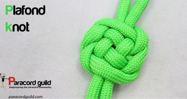 plafond knot